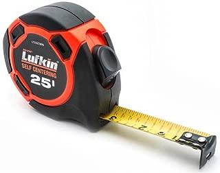 Lufkin L725SCTMP 700 Series Self-Centering Tape, 25-Feet