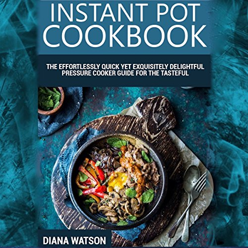 Instant Pot Cookbook cover art