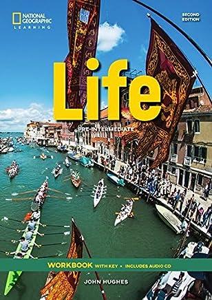 Life - Second Edition: A2.2/B1.1: Pre-Intermediate - Workbook + Audio-CD + Key [Lingua inglese]