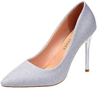 De Amazon Para Zapatos Tacón esChuxushangmao Mujer kXuwOZPiT