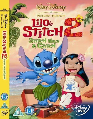 Lilo & Stitch 2 DVD [Reino Unido]