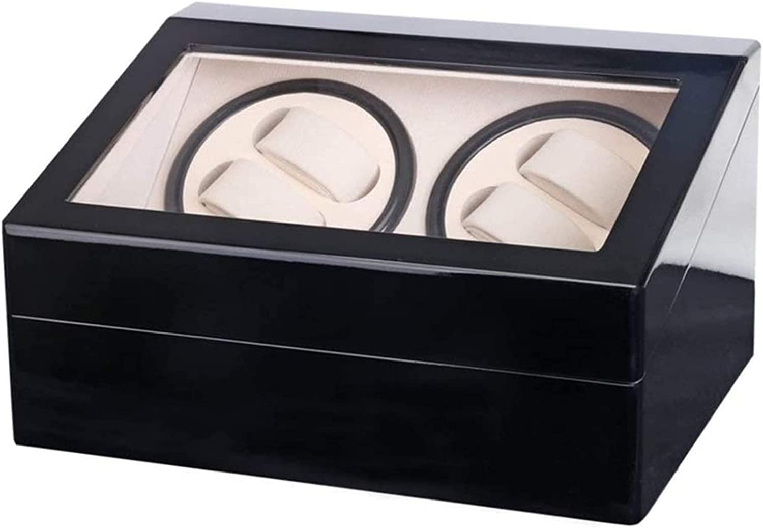excellence HighEnd Boutique Meter Shaker 4+6 Black Winder Luxury Sales results No. 1 Auto Watch