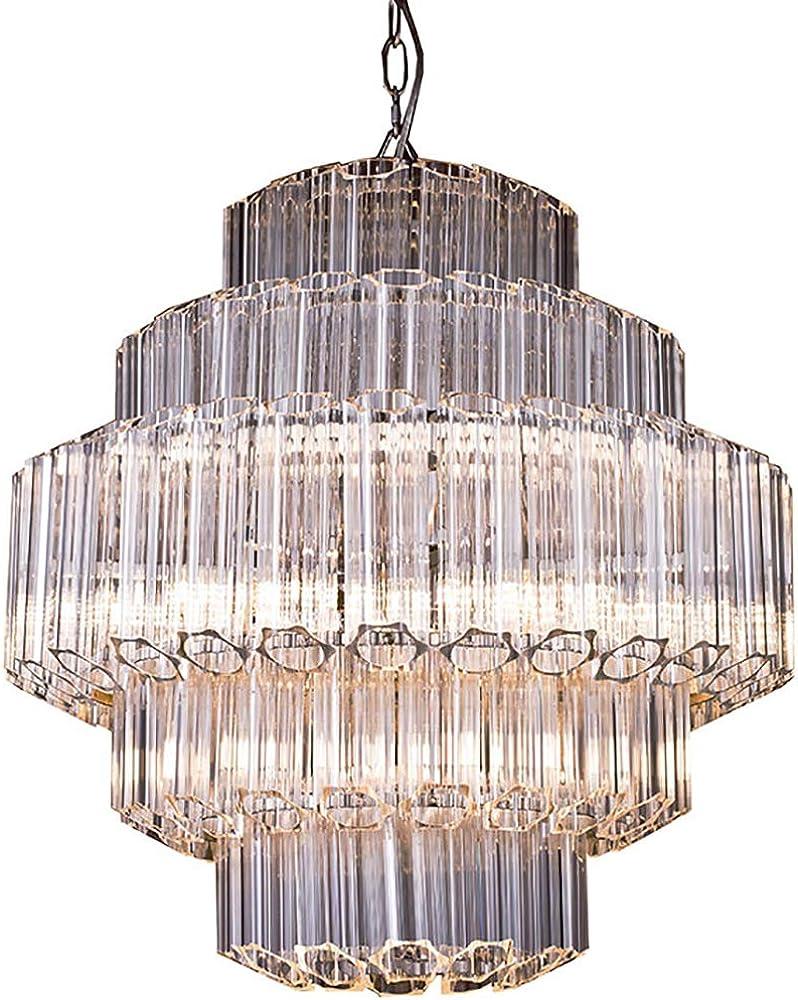 hhrong luce k9 lampadario in cristallo di cristallo hhrong002249