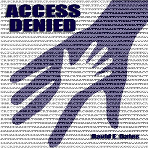 Access Denied audiobook cover art