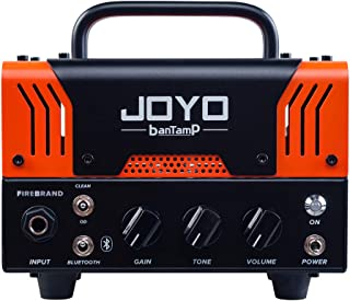 JOYO BanTamP FireBrand Heavy Music Guitar Amplifier, Distortion Electric Guitar Amp, Pipe Box, Fierce and Clear Aggressive Boxer