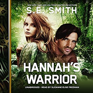 Hannah's Warrior cover art