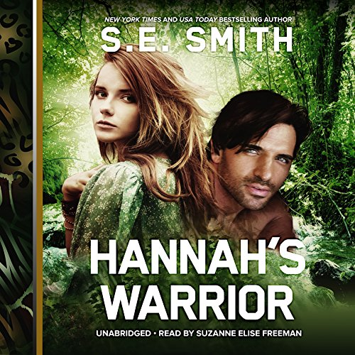 Hannah's Warrior audiobook cover art