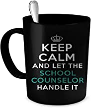 School Counselor Coffee Mug. School Counselor funny gift.