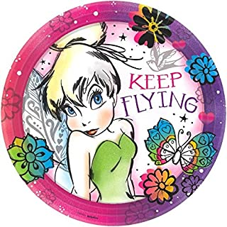 """Amscan 551511 Round Plates 