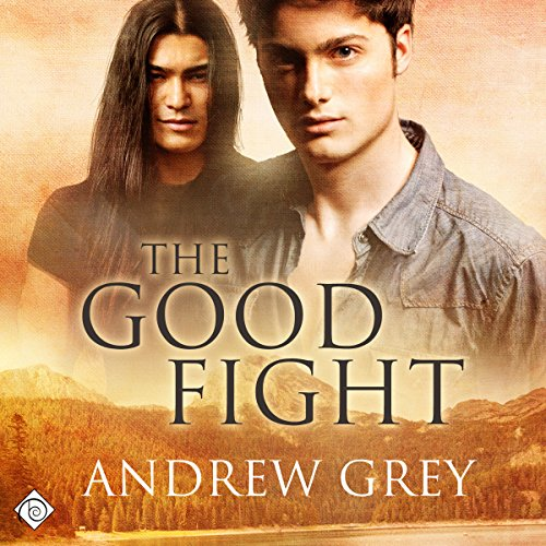 The Good Fight audiobook cover art
