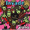 Invade(初回盤B)