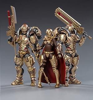 HiPlay JoyToy 1/18 Scale Science-Fiction Action Figures Full Set-Battle for The Stars Series- Saluk-Golden Legion JT0722