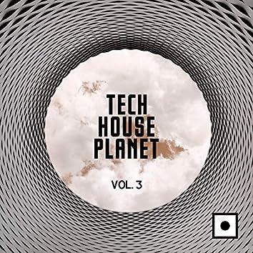 Tech House Planet, Vol. 3