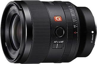 Sony SEL-35F14GM – Vollformat E-Mount Objektiv FE 35mm F1.4 GM (Premium G Master..