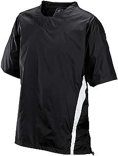 Easton Enforcer Baseball Short Sleeve Batting Jacket Black S