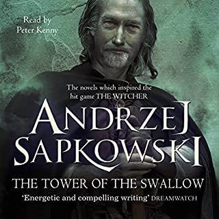 Couverture de The Tower of the Swallow