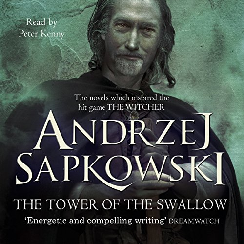 The Tower of the Swallow     A Witcher Novel              By:                                                                                                                                 Andrzej Sapkowski                               Narrated by:                                                                                                                                 Peter Kenny                      Length: 16 hrs and 24 mins     406 ratings     Overall 4.8