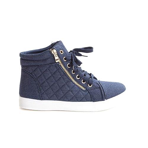 a061b54482b82 Women's High Top Sneakers: Amazon.com