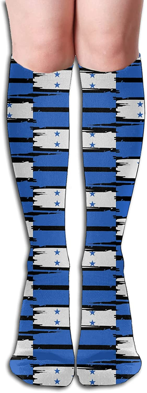 Honduras Flag Socks for Max 72% OFF outlet Running Men Athletic Women