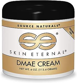Source Naturals Skin Eternal DMAE Cream, Paraben Free - 4 oz
