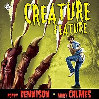 Creature Feature audiobook cover art