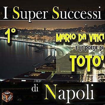 I super successi di Napoli: Mario Da Vinci e le poesie di Totò, Vol. 1