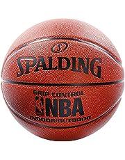 Spalding Heren Basketbal Nba Grip Control In/Out, oranje, 7