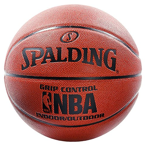 Spalding Basketball NBA Grip Control Indoor/Outdoor