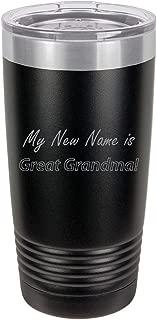 Best my new name is grandma mug Reviews