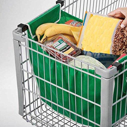 Bolsas Reutilizables Plegables