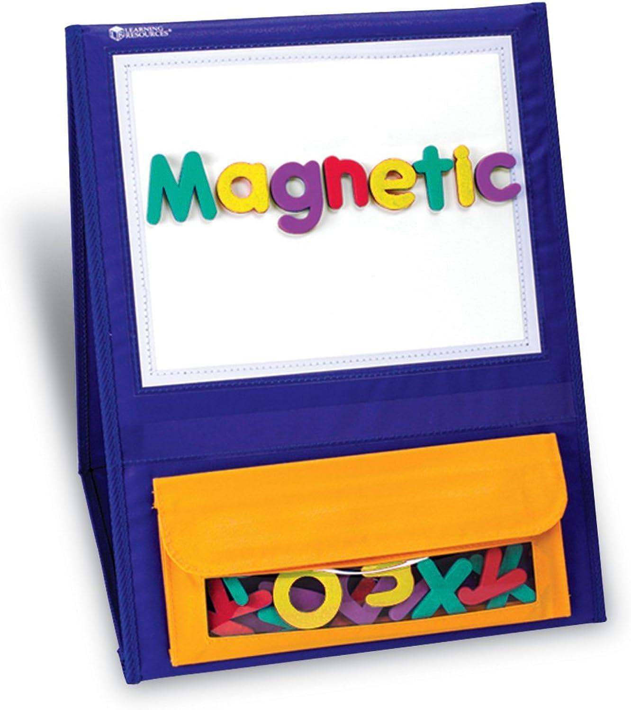 Unbekannt Learning Resources doppelseitig magnetisch Tischplatte Tischplatte Tischplatte Tasche Diagramm B0009K8PVW   Moderater Preis  d679b6