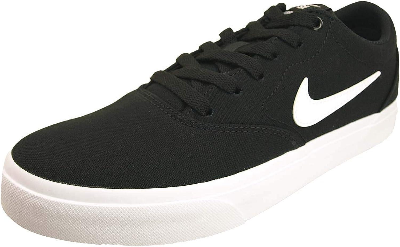 Nike Men's Trainers Black Black White