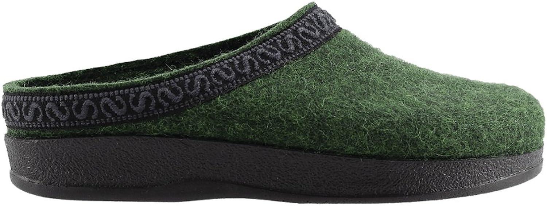 Stegmann Women's Wool Felt Clog with Polyflex Sole
