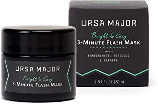 Ursa Major Natural Enzyme Mask | Exfoliates, Brightens and Clarifies Skin | Vegan, Cruelty-Free, Non-Toxic (1.57 fluid ounces)