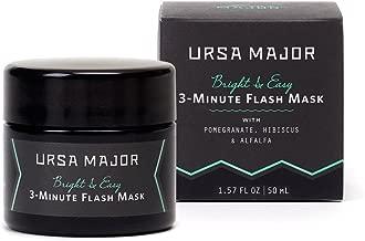 Ursa Major Natural Enzyme Mask | Exfoliates, Brightens and Clarifies Skin | Vegan, Cruelty-Free, Non-Toxic (1.57 fluid ounces)