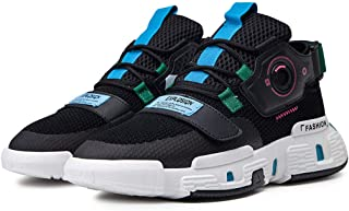 Men's Mesh Breathable Comfortable Technical Sense Shoes Comfortable Ultra Lightweight Soft Soled Running Sports Shoes