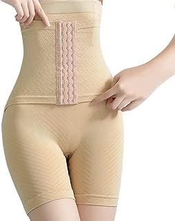ZEVONDA Women's Tummy Control Knickers Seamless Waist Control Pants