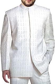 Best white nehru suit Reviews