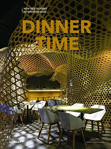 Dinner Time: New Restaurant Interior Design (Flamant)