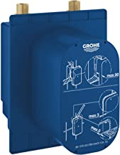 Grohe 36336001 montageset, zilver