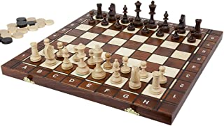 Chess, Checkers and Backgammon Set - 19