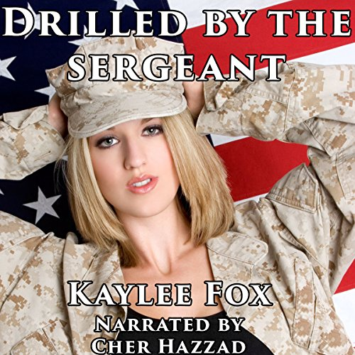 Drilled by the Sergeant audiobook cover art