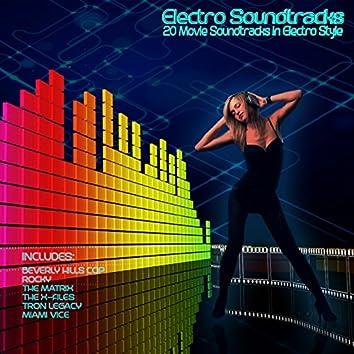 Electro Soundtracks (20 Movie Soundtracks in Electro Style)