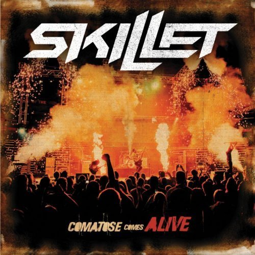 Comatose Comes Alive (W/Dvd) by Skillet Enhanced, Live edition (2008) Audio CD
