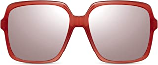 Cheapass Lunettes de soleil Oversize Carrées Papillon Célébrité Lunettes à la Mode Protection UV400 Femmes