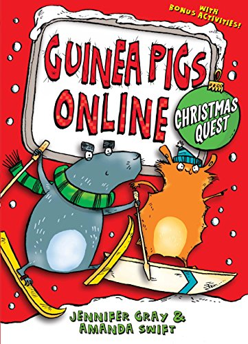 Christmas Quest (Guinea Pigs Online Book 4) (English Edition)
