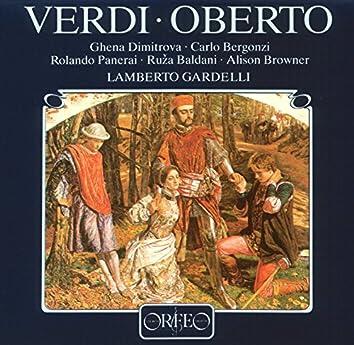 Verdi: Oberto, conte di San Bonifacio