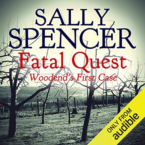Fatal Quest: Woodend's First Case: Inspector Woodend Series, Book 20