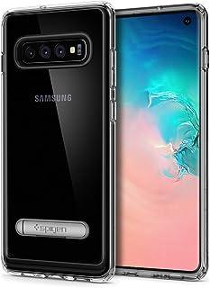 Spigen Ultra Hybrid S Designed for Samsung Galaxy S10 Case (2019) - Crystal Clear