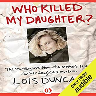 Who Killed My Daughter? audiobook cover art